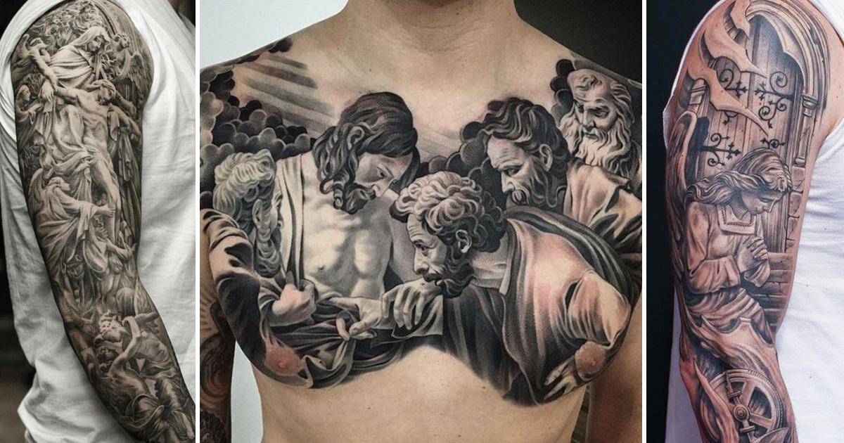 Barokk tetoválások