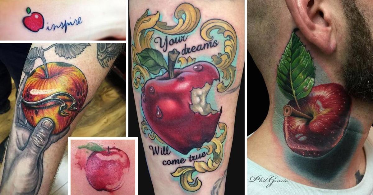 Alma tetoválások