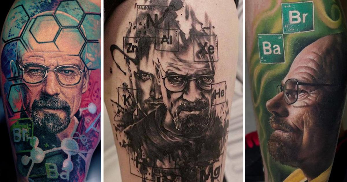 Breaking Bad tetoválások