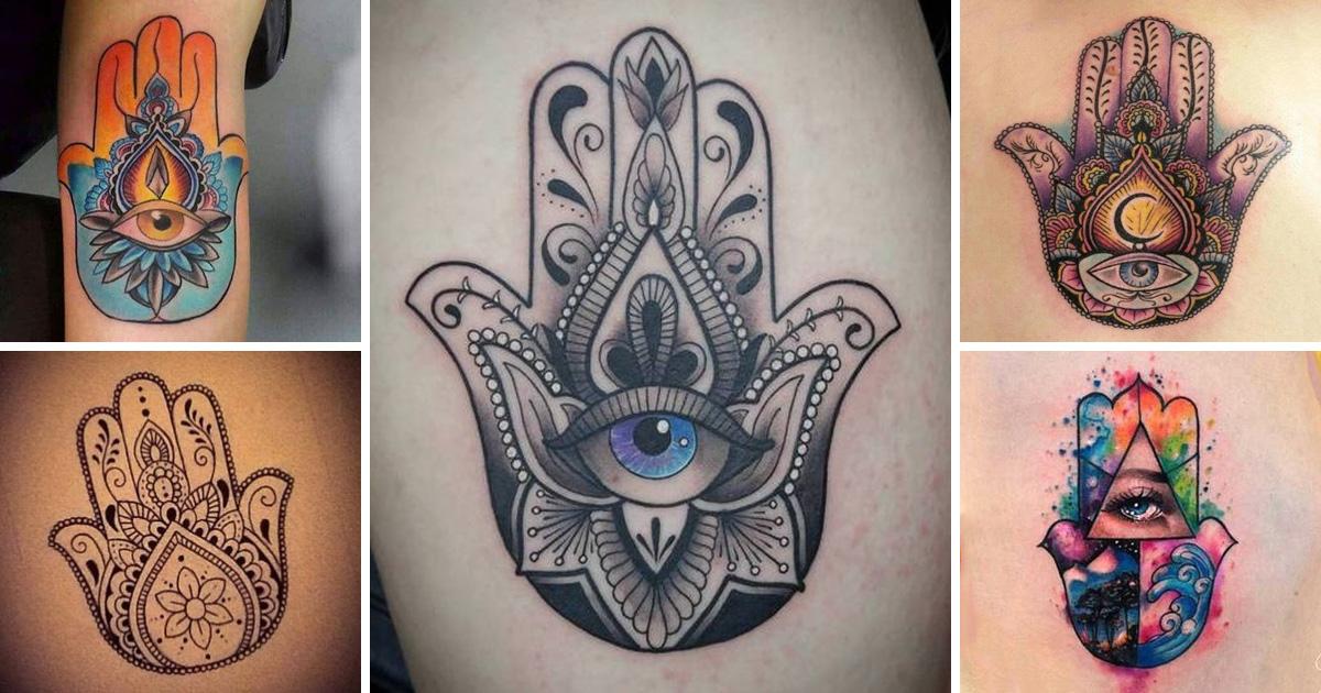 Hamza kéz tetoválások