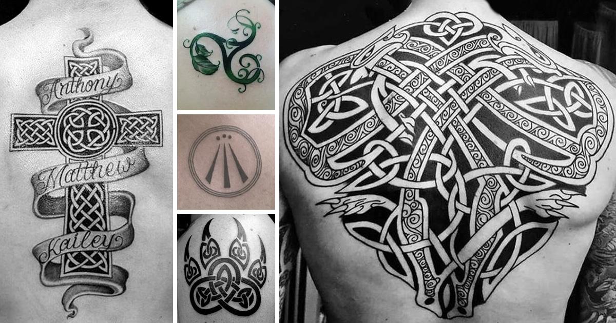 Kelta tetoválások