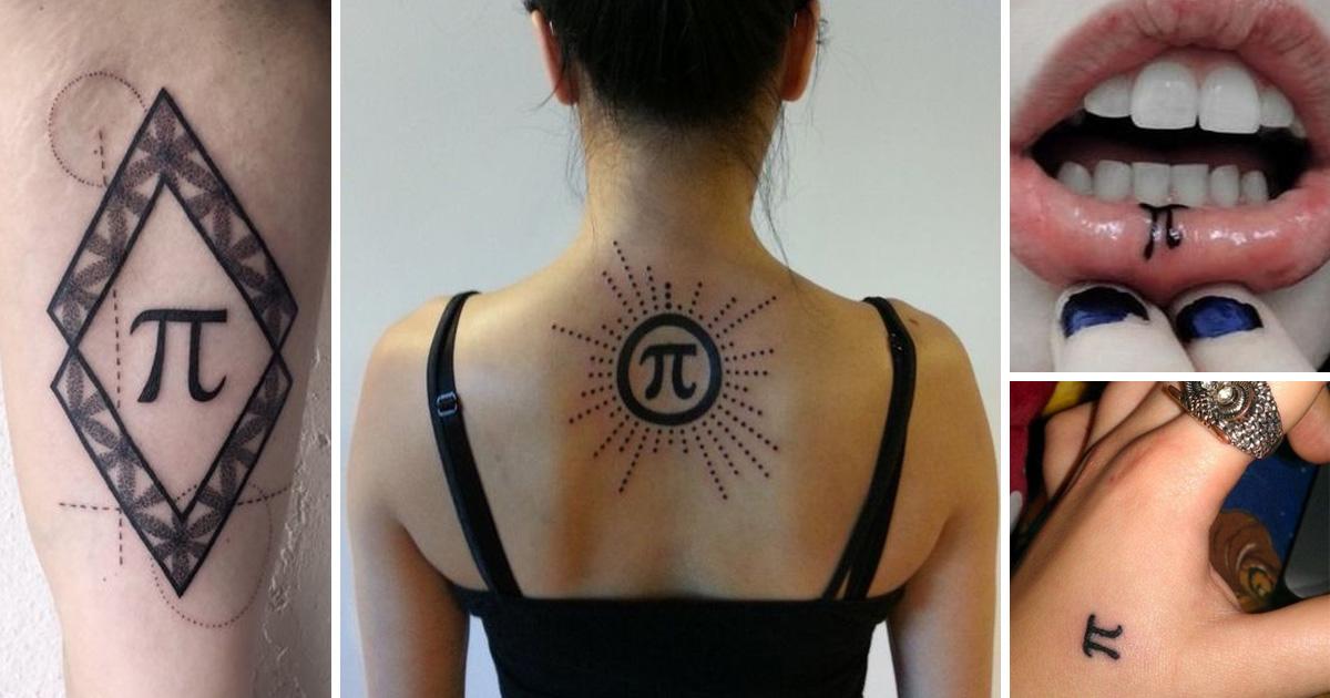 Pi tetoválások