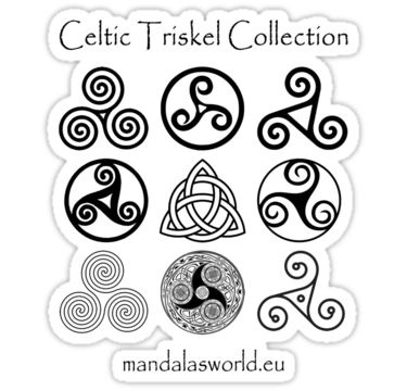 Triskele variációk