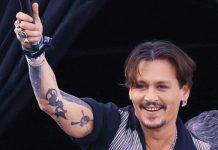 Johnny Depp tetoválásai
