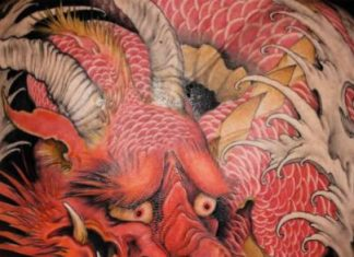 Japán sárkány
