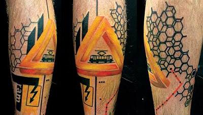 Egyedi tetoválás