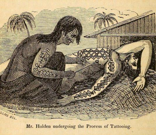 A tengerek tragédiája (1841) illusztráció