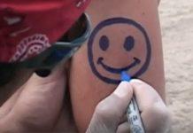 Jackass - smiley