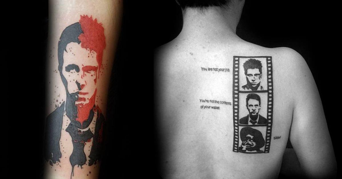 Harcosok klubja tetoválások