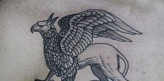 Griff tetoválás