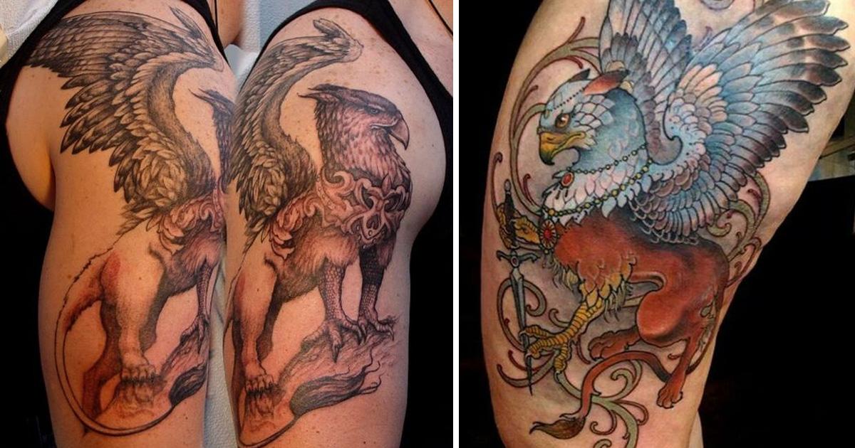 Griff tetoválások