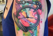 Óra tetoválás