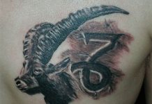 Bak tetoválás