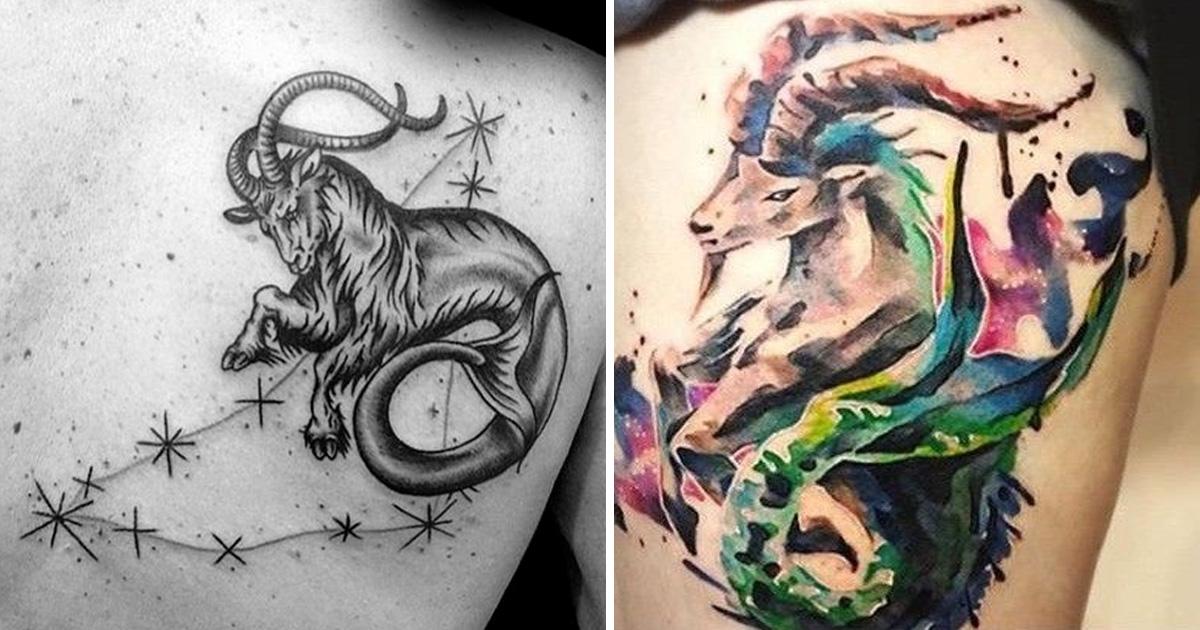 Bak tetoválások