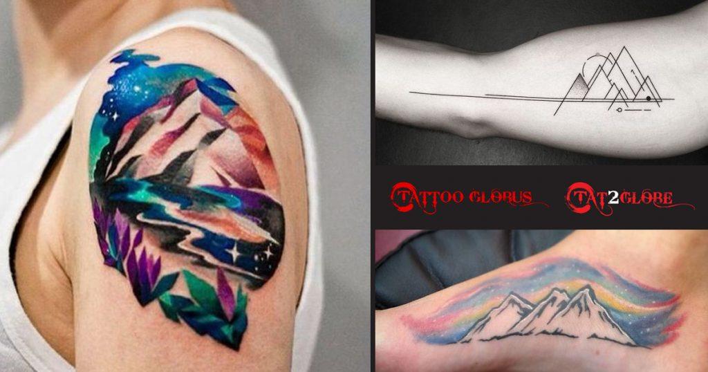Hegy tetoválások