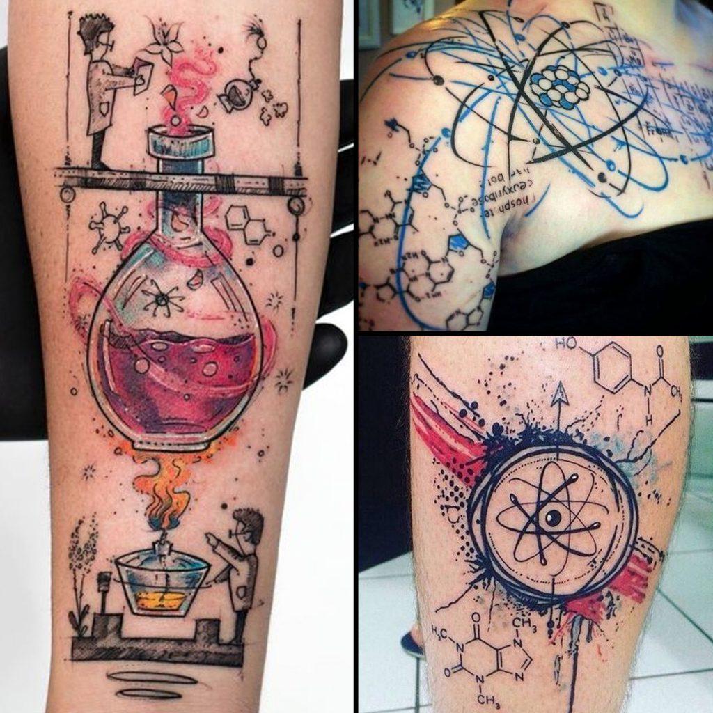Tudományos tetoválások