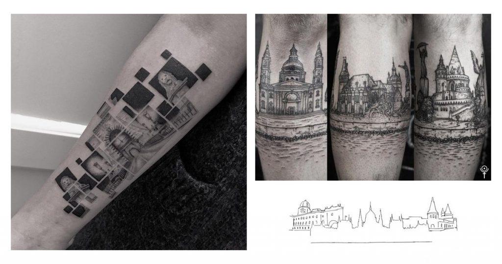 Budapest tetoválások
