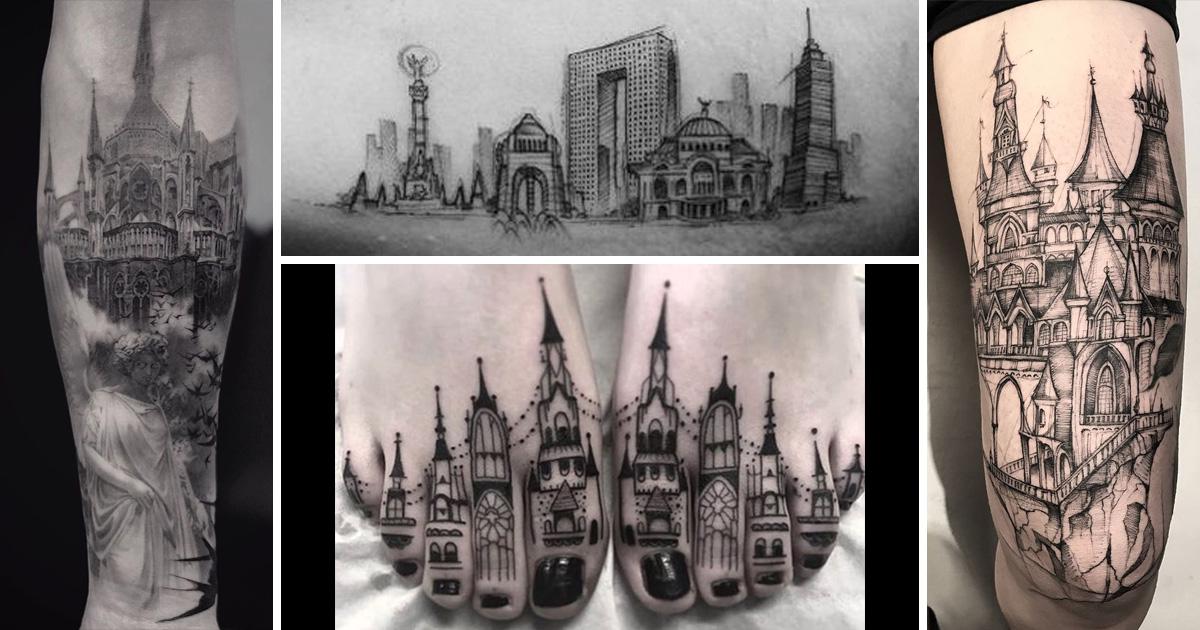 Építészeti tetoválások